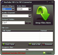 youtube mp4 to mp3 converter