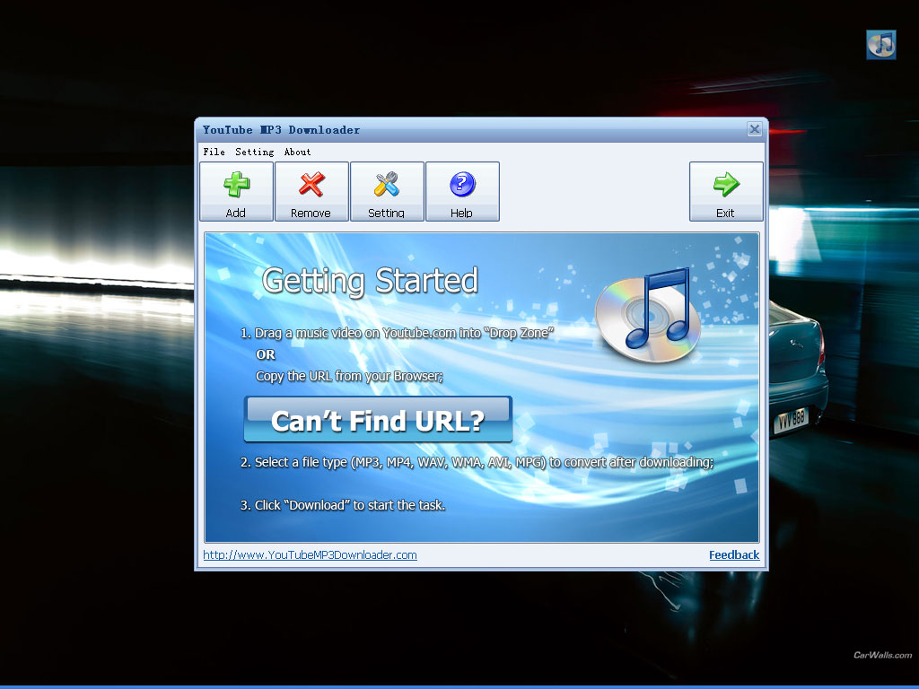YouTube MP3 Downloader 7.3